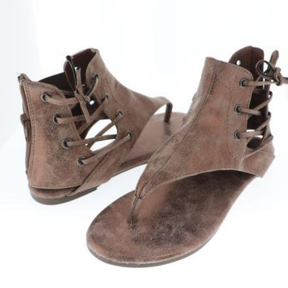 ae16c9677d56 Pierre Dumas Adele-2 Gladiator Sandal